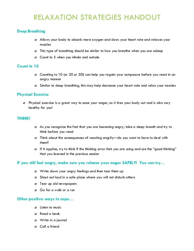 100+ [ Body Image Therapy Worksheets ]