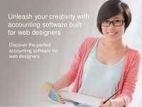 accounting software for web designers