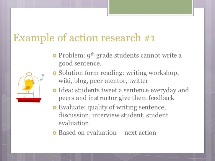 Write Action Research Paper Education Coursework Service