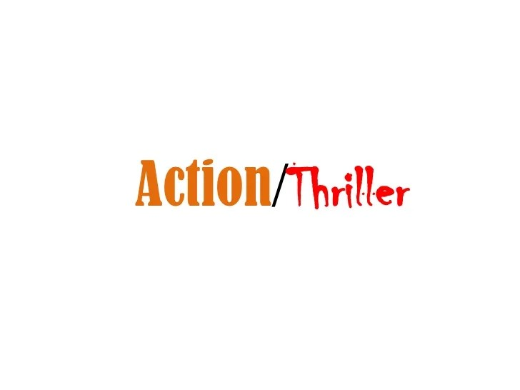 Image result for action thriller