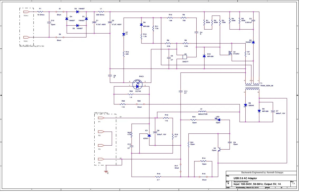 usb schematic [ 1199 x 728 Pixel ]