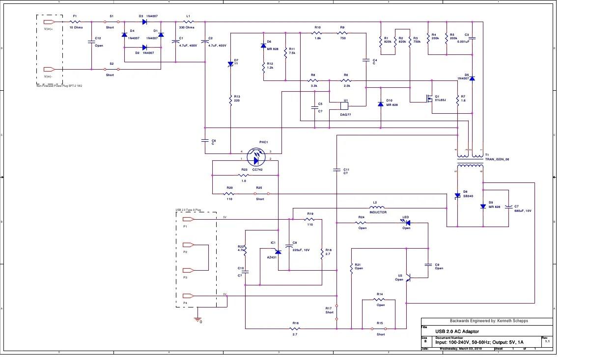 medium resolution of usb schematic