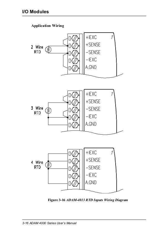 rtd wiring diagram 4 Wire Pt100 Wiring Diagram 6 wire rtd diagram 4 wire pt100 wiring diagram