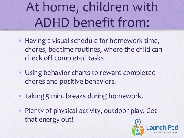 also does your child have adhd rh slideshare