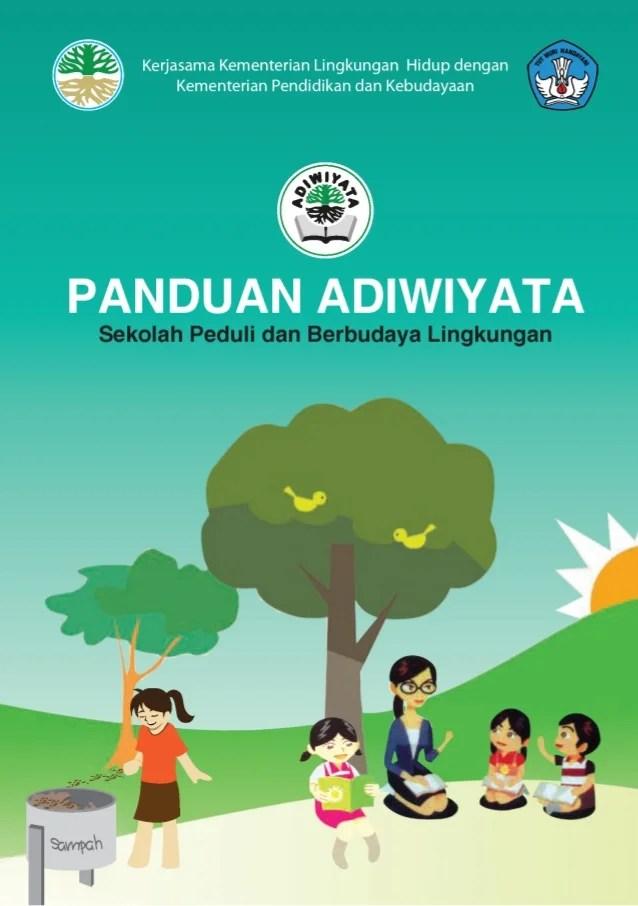 Kerja Sama Di Lingkungan Sekolah : kerja, lingkungan, sekolah, Adiwiyata
