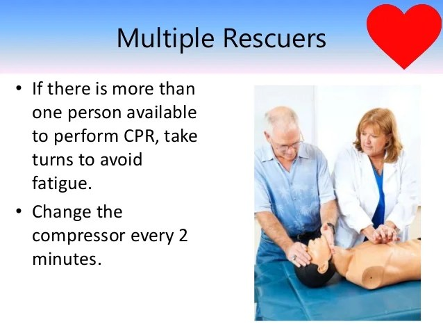 Adult CPR - Learn How to Perform CPR on Adult Victims
