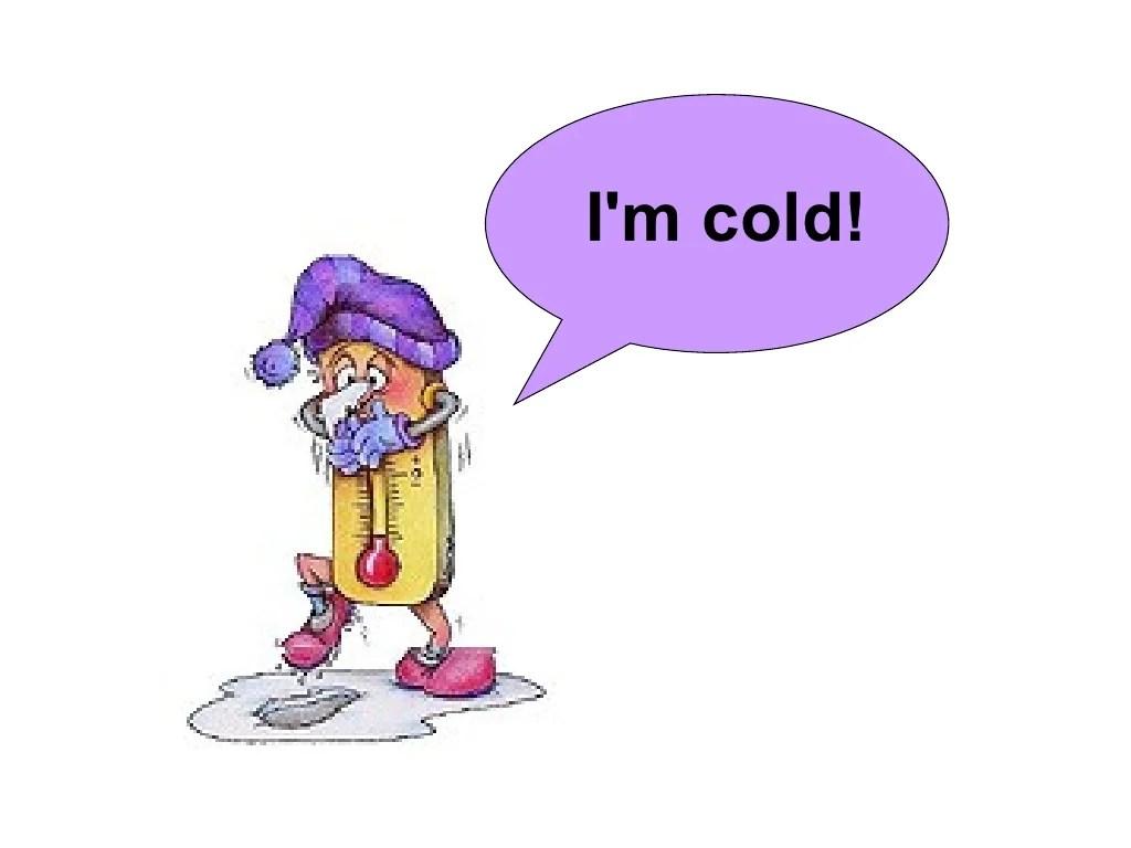 I M Cold