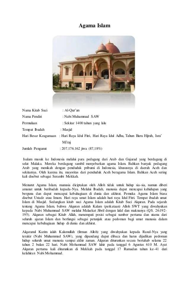 Apa Nama Kitab Suci Agama Buddha : kitab, agama, buddha, Agama, Indonesia