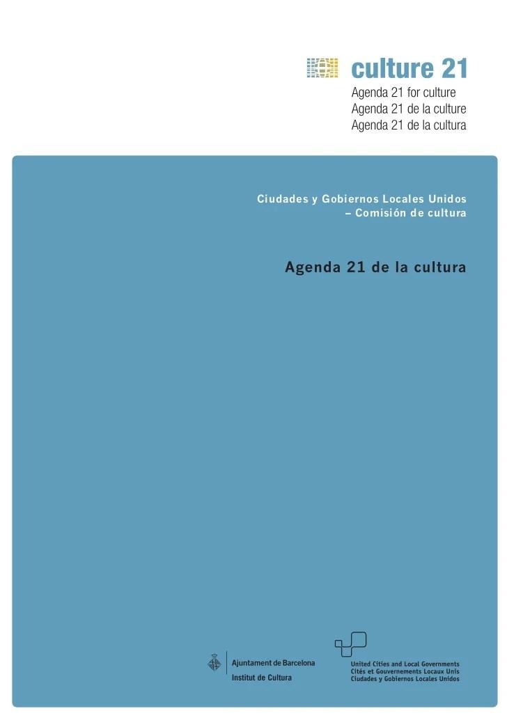 Agenda 21 Cultura