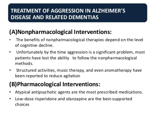 Image result for nonpharmacological therapies alzheimer's