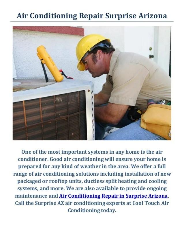 Image Result For Air Conditioning Repair Surprise Az