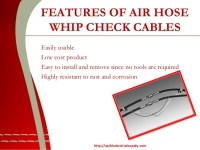 Find the best quality Air Hose Whip Check | Quik ...