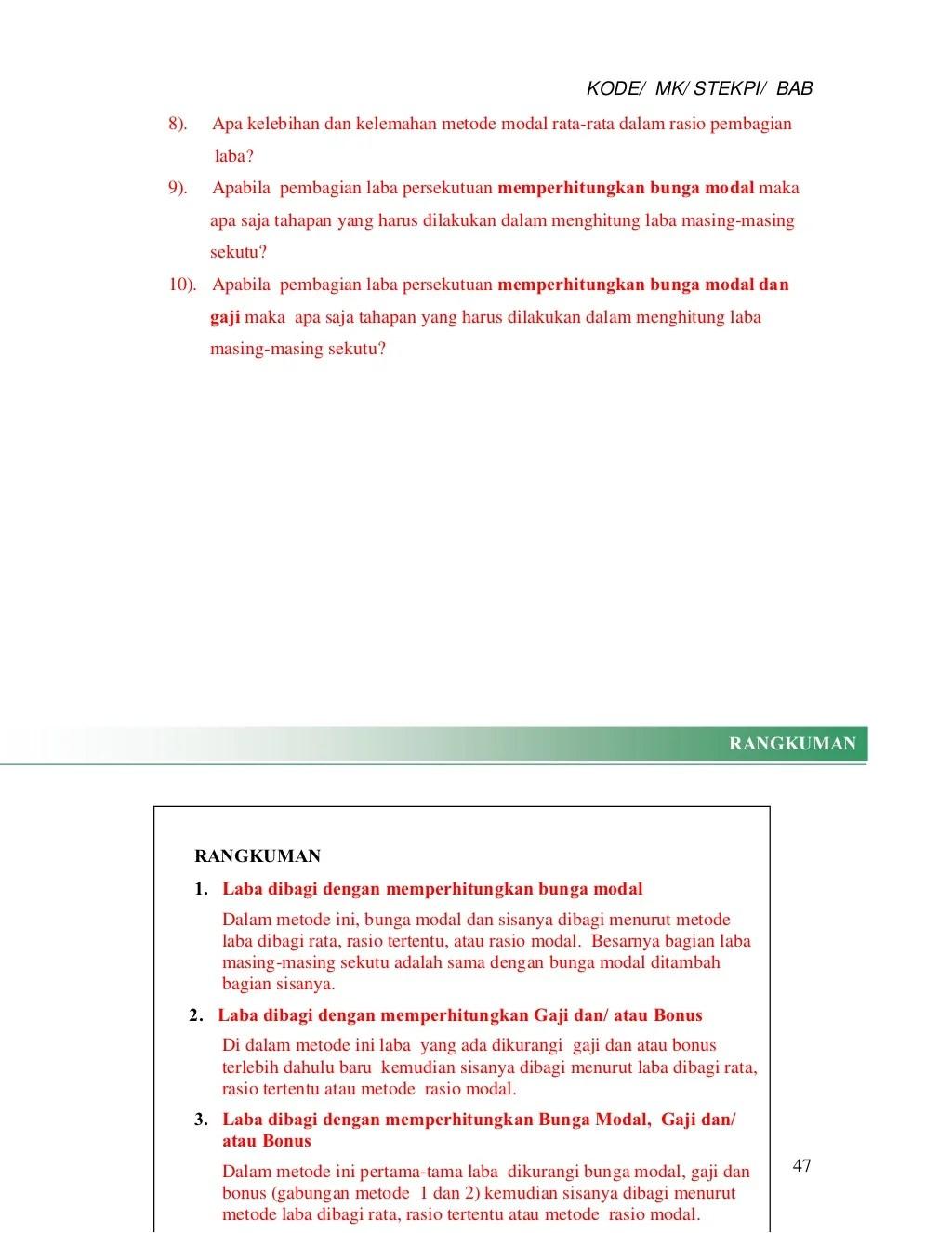 Lembke, thomas e.king, dan cynthia g.jeffrey, dengan keunikan lingkungan usaha di indonesia. Akuntansi Keuangan Lanjutan I