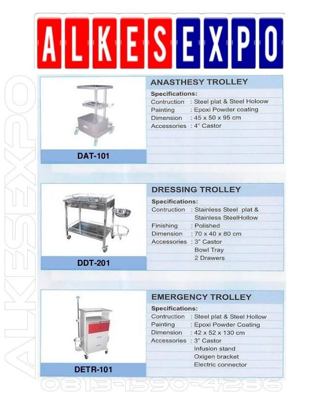 Alat Kesehatan & Furniture Rumah Sakit - Hal 17