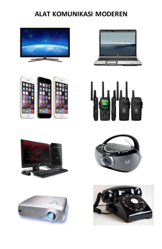 Alat Komunikasi Tradisional dan Modern - Pintar Komputer