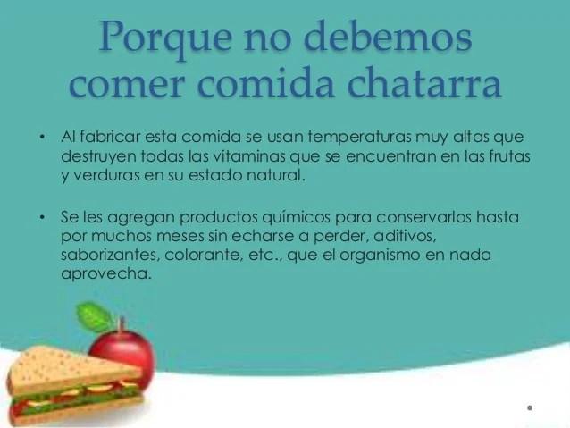 Alimentación Saludable Cindria Cruz