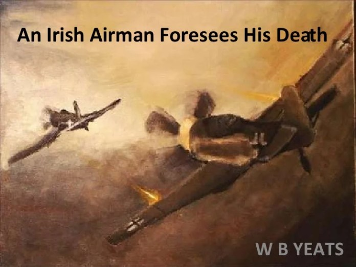 Image result for yeats airman