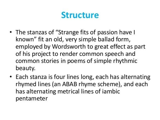 Scheme 5 Rhyme 4 Abab Lines Stanzas Poems Stanza