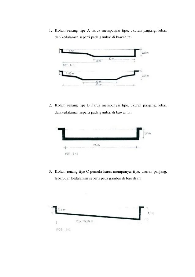Ukuran Kolam Renang Standar Internasional : ukuran, kolam, renang, standar, internasional, Kolam, Renang, Standar, Nasional, Mempunyai, Ukuran, Berbagai