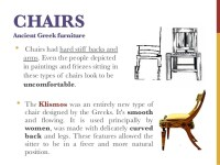 Ancient Greece Interior Design & Furniture