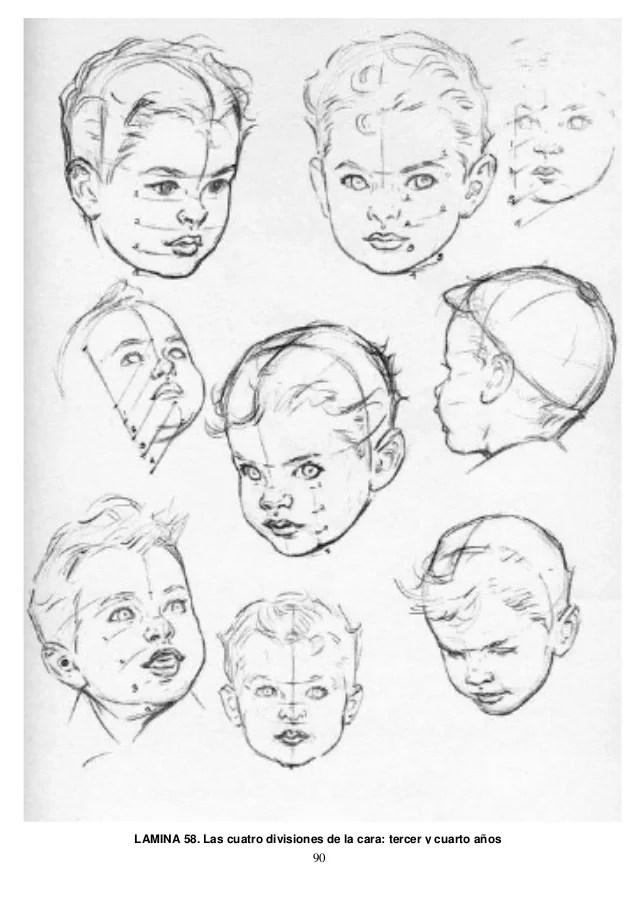 Curso De Dibujo Cabezas Y Manos