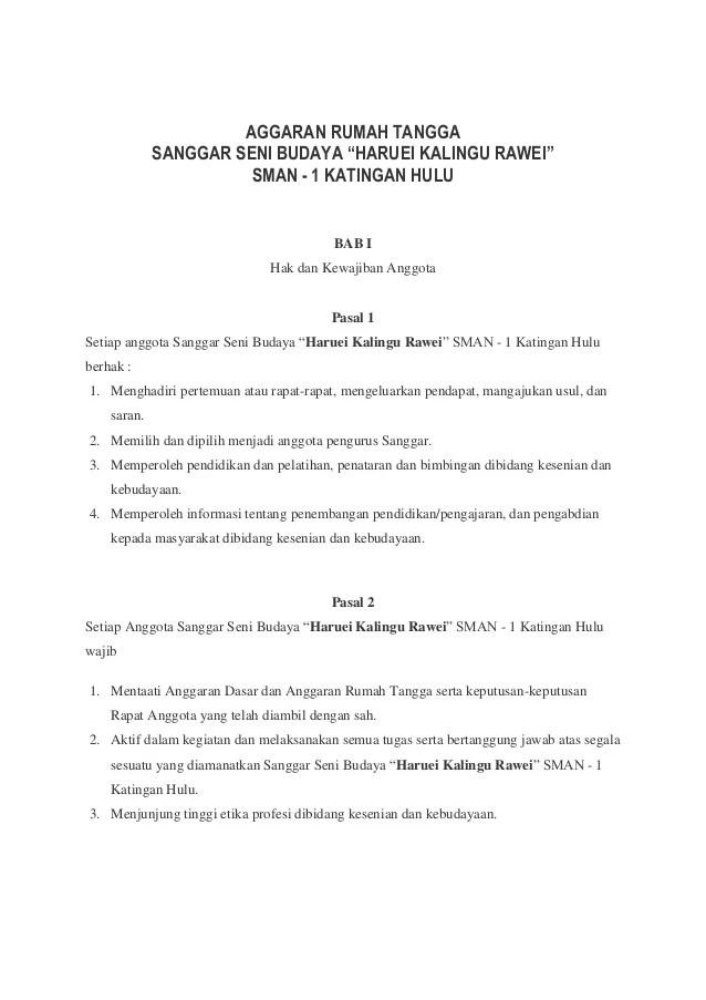 Contoh Sk Sanggar Seni : contoh, sanggar, Contoh, Kepengurusan, Sanggar, IlmuSosial.id