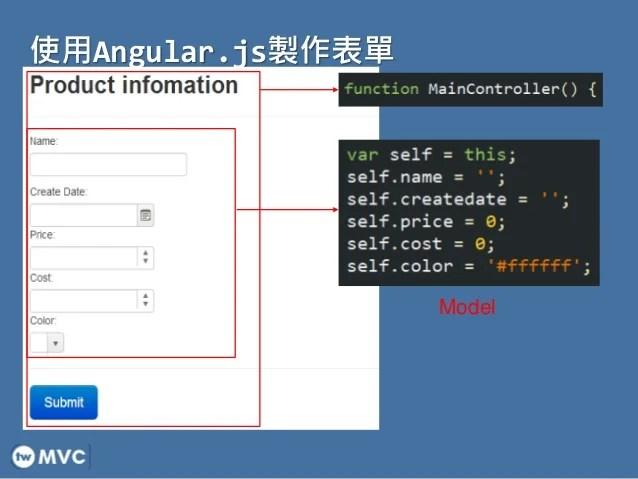 twMVC#17 | 使用Angular.js開發大型系統架構