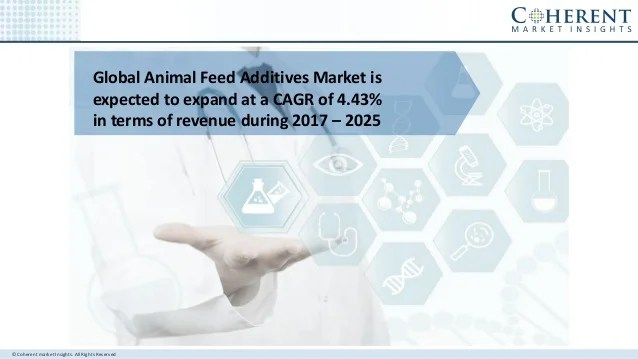 Global Animal Feed Additives Market Insights Size