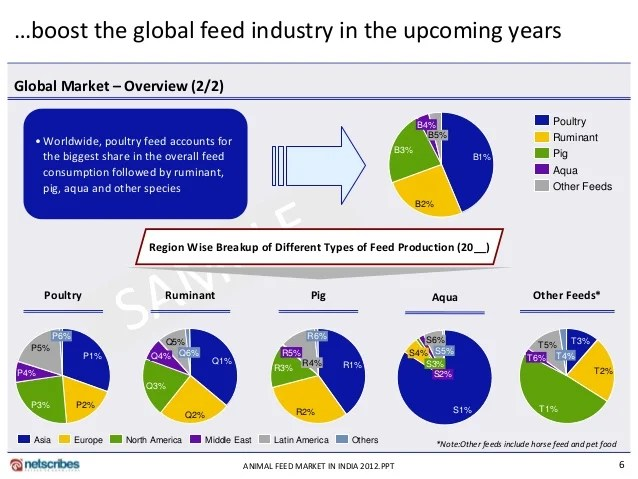 Market Research Report Animal Feed Market India 2012