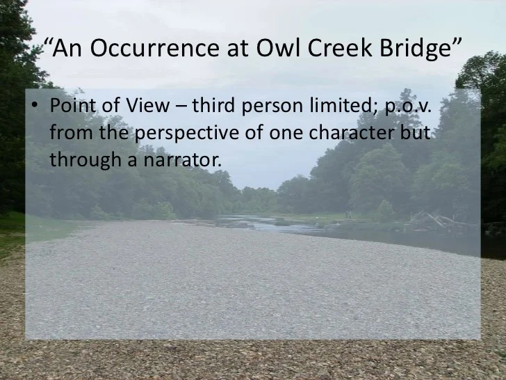 an occurrence at owl creek bridge plot diagram ford expedition wiring essay prompt