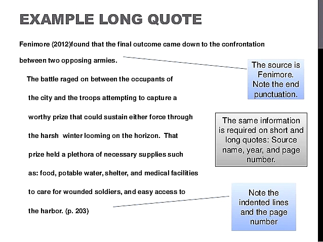 Quote Apa Format Inspiration 4 Ways To Format A Block Quote Wikihow