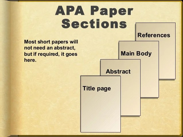 APA Powerpoint