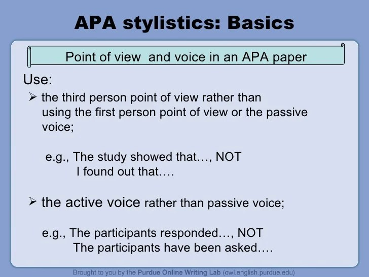 RESEARCH WRITING Apa References Style