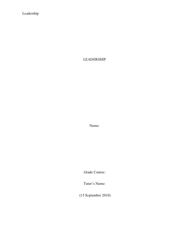 Apa Style Essays Apa Style Essay Leadership Essay Essay Basics