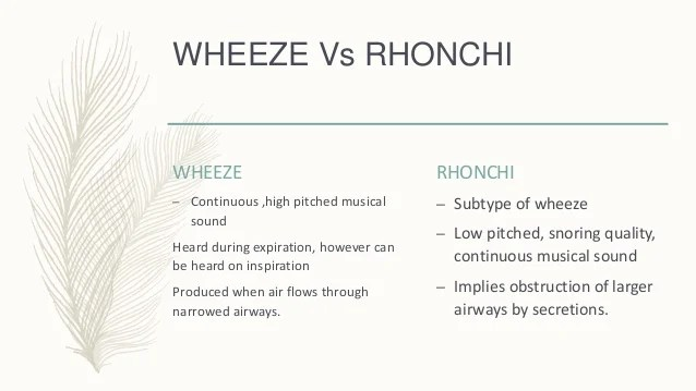 What Does It Mean When You Wheeze On Expiration - bronchitis contagious