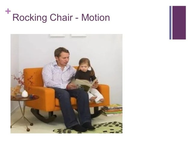 rocking chair for autistic child 4 dining room chairs under 100 a practical approach to grandparenting children with autism motion