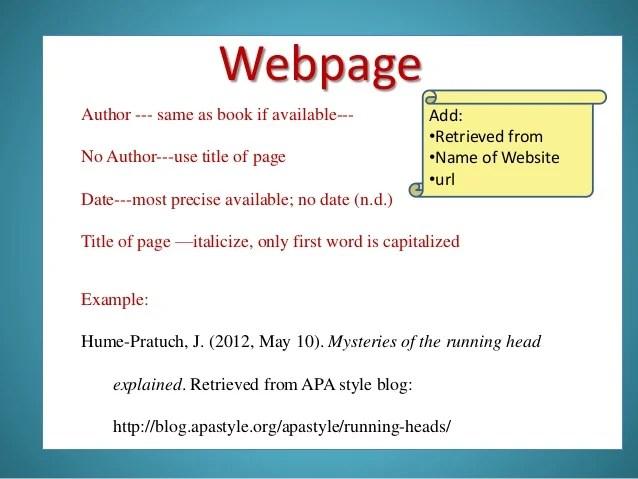 Apa Format Resume References Sample Customer Service Resume