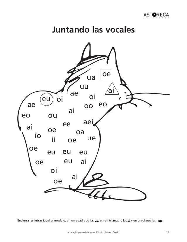 Apresto Vocales