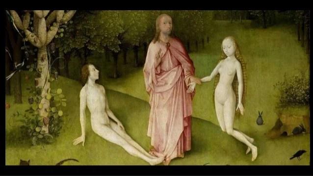 Art in Detail: The Garden of Eden (Famous Paintings)
