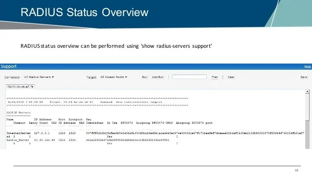 EMEA Airheads- Troubleshooting 802.1x issues