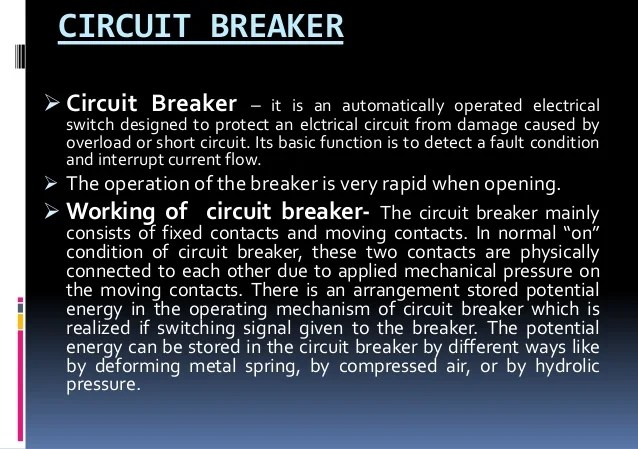 Above Is A Very Basic Circuit Consisting Of A Lamp A Switch And
