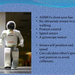 Posture Sensor Chair Best Office After Back Surgery Asimo The Robot