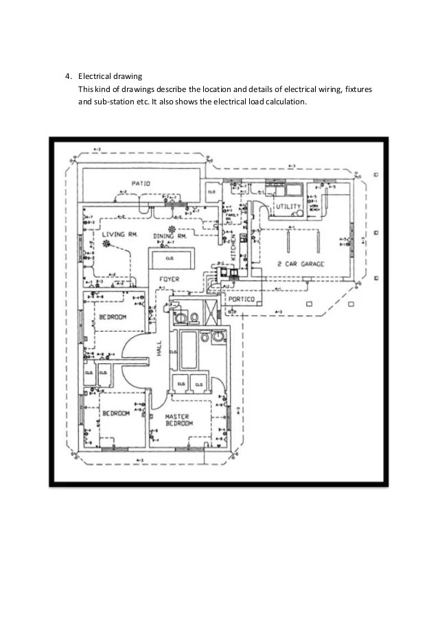 Types Of Electrical Drawings In Autocad – The Wiring Diagram