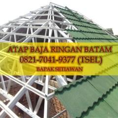 Jual Baja Ringan Batam 0821 7041 9377 Tsel Atap