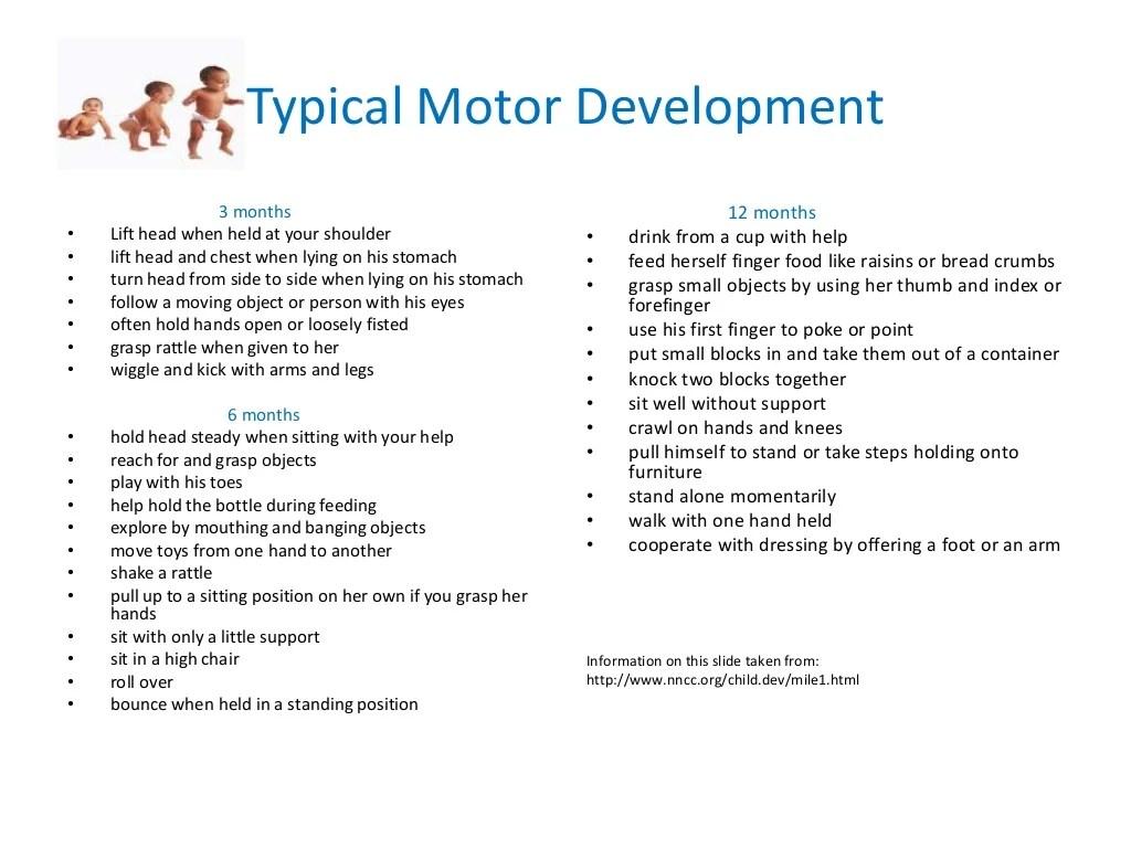 Atypical Child Development