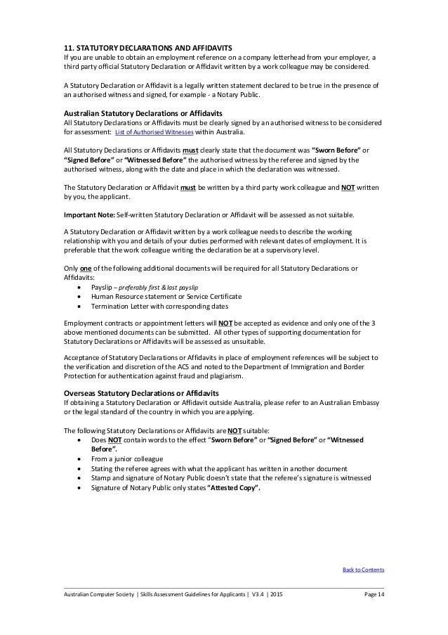 Australia Immigration Information