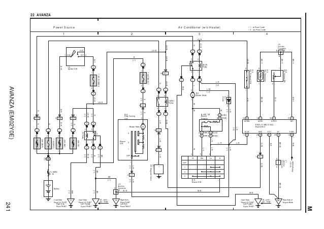 Electrical wiring diagram avanza download wiring diagram toyota avanza asfbconference2016 Image collections