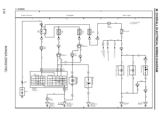 Wiring Diagram Audio Avanza $ Apktodownload