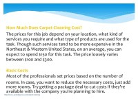 how much does it cost to get carpets cleaned  Floor Matttroy