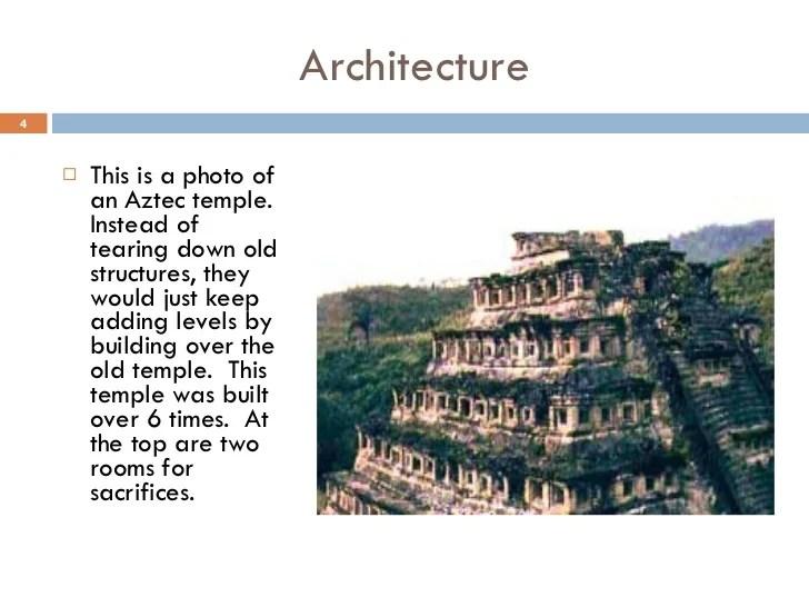 Aztec Inca Maya Power Point